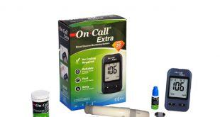دستگاه تست قند خون ایکان مدل آنکال اکسترا OGM-191