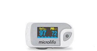 فروش دستگاه پالس اکسی متر Microlife سوئیسی